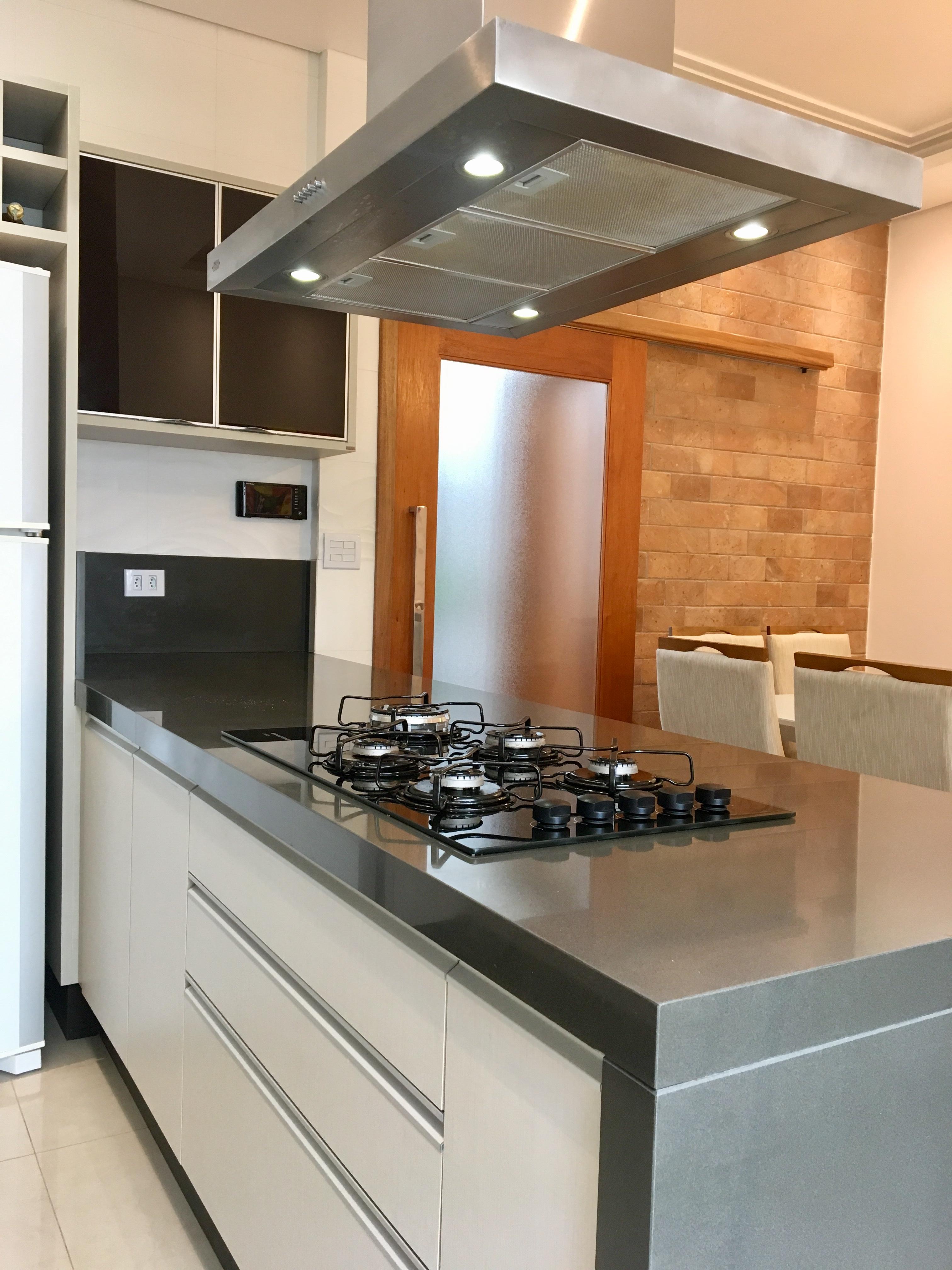 Decora O E Dia A Dia Charles Oliveira Arquitetura -> Fotos De Cozinha Conceito Aberto
